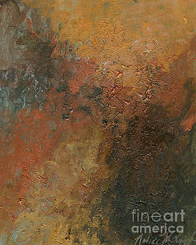 Caramel Mocha by Nadine Rippelmeyer