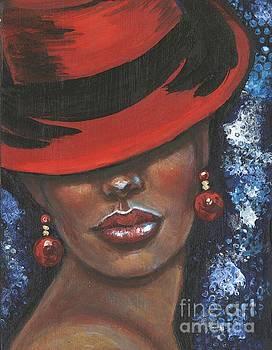 Carbaret Red by Alga Washington