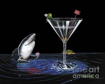 Card Shark by Michael Godard