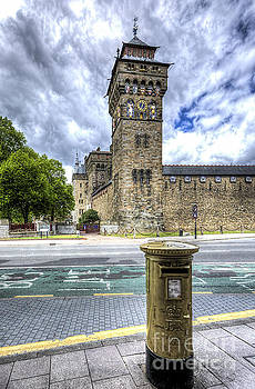 Steve Purnell - Cardiff Castle Clock Tower
