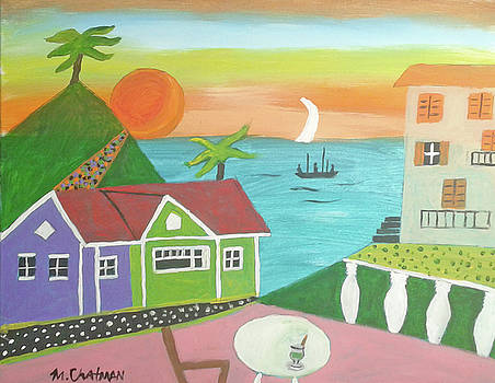 Caribbean Dream by Michael Chatman