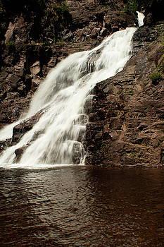 Caribou Falls I by Amanda Kiplinger