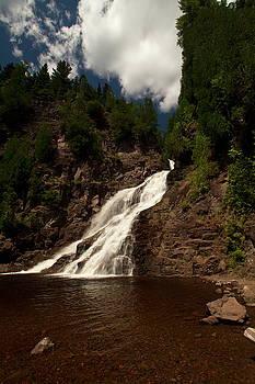 Caribou Falls II by Amanda Kiplinger