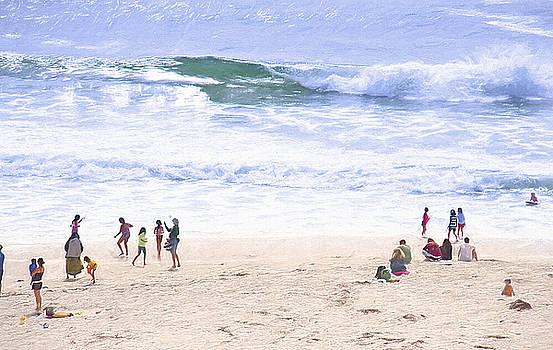 Steve Ohlsen - Carmel Beach 2 - California