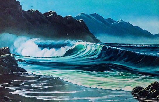 Carmel By the Sea by Nadine Johnston