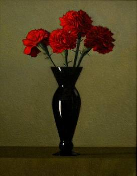 Carnations by Keith Murray
