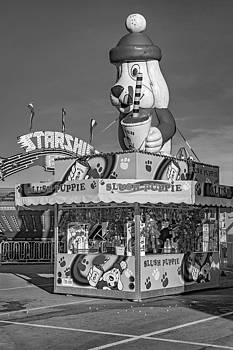 Steve Harrington - Carnival Treats 2 - bw