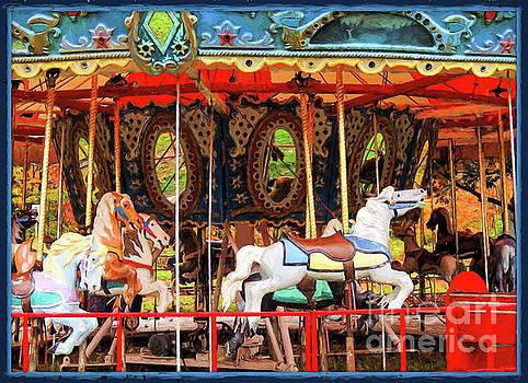 Carousel by Mim White