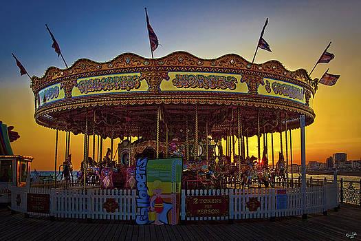 Chris Lord - Carousel Sunset