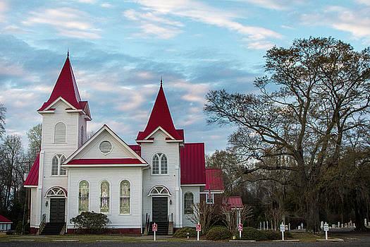 Carpenter Gothic Architecture by Deborah Flowers