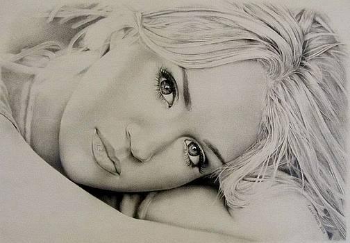 Carrie Underwood by Karen E Marvel