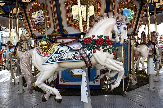 Carrousel 140 by Joyce StJames