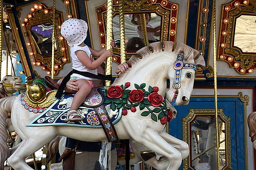 Carrousel 141 by Joyce StJames