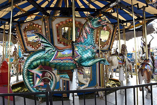 Carrousel 142 by Joyce StJames