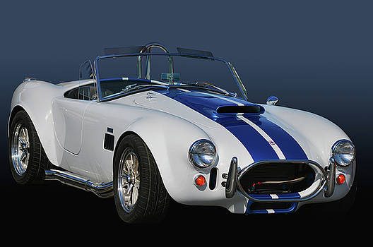 Cars Coffee Cobra by Bill Dutting