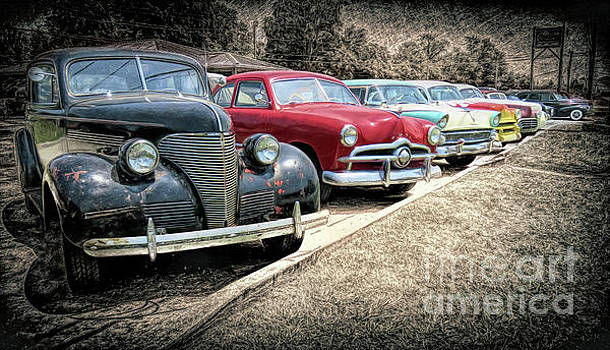 Cars For Sale by Marion Johnson