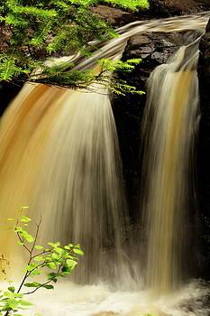 Cascade Falls by Amanda Kiplinger