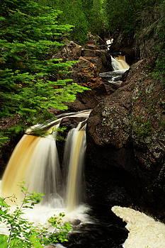 Cascade Falls II by Amanda Kiplinger