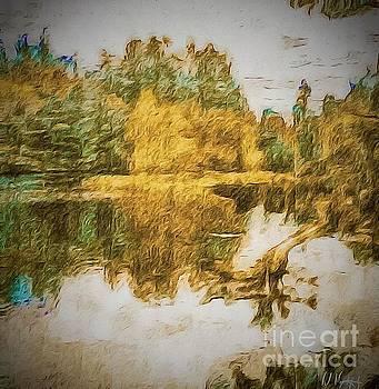 Cascade Lake by William Wyckoff