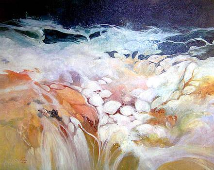 Cascade by Lois Mountz