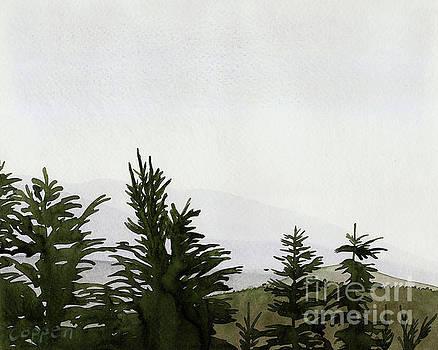 Cascade Mist by Robert Coppen