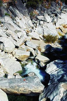Cascading Stone by Donna Blackhall