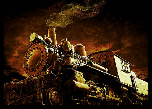 Edward Fielding - Casey Jones and the Cannonball Express