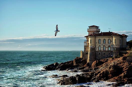 Castel Boccale by Claudia Moeckel