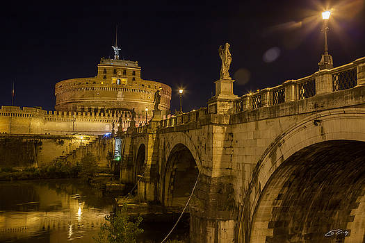 Castel Sant'Angelo by Ed Cilley