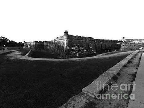 Castillo de San Marcos by Sarah Card