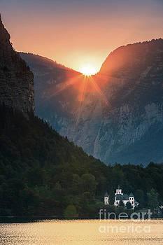 Castle Grub in Austria by Henk Meijer Photography
