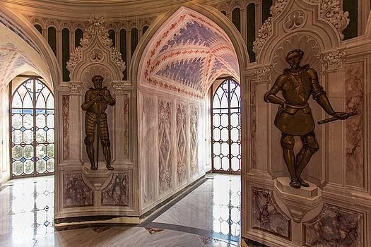Castle of Corigliano Calabro by Paolo Musacchio