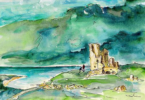 Miki De Goodaboom - Castle Urquhart At Loch Ness