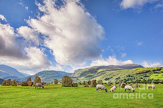 Castlerigg Stone Circle by Colin and Linda McKie