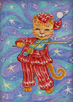 Cat and a Fiddle by Dee Davis