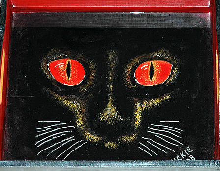 Cat Eyes by Mickie Boothroyd