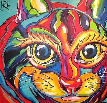 Cat by Heather Roddy