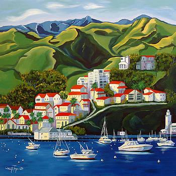 Catalina Island 2 by Milagros Palmieri
