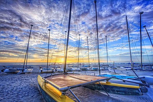 Debra and Dave Vanderlaan - Catamarans at the Sea
