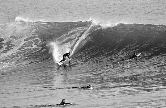 Chuck Kuhn - Catch a Wave BW