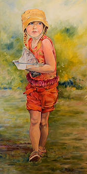 Catching Bugs by Kathy Harker-Fiander