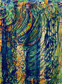 Caterpillar by Gayland Morris