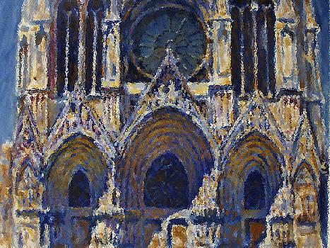 Cathedral 1 by Valeriy Mavlo