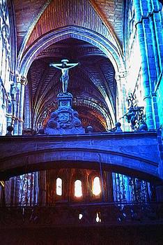 Cindy Boyd - Cathedral in Blue