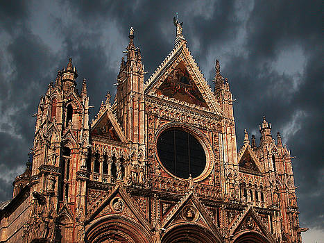 Cathedral of Siena by Jim Wright