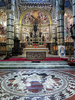 Cathedral Santa Maria Assunta by Dave Mills