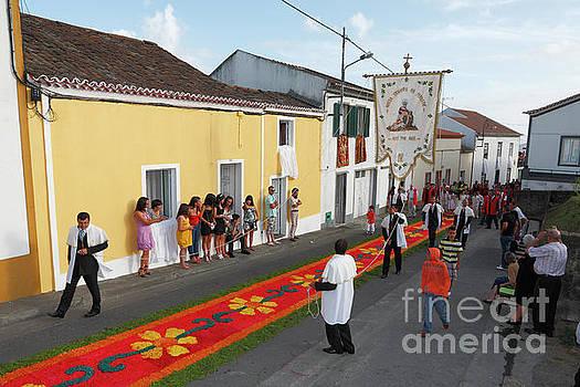 Gaspar Avila - Catholic procession