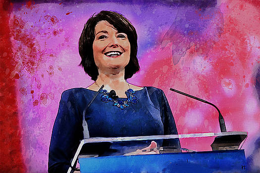 Cathy McMorris Rodgers by Kai Saarto