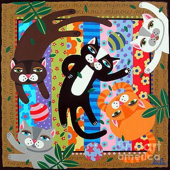 Catnip Party by LuLu Mypinkturtle