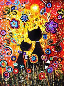 Cats Paradise by Jolina Anthony